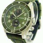 Citizen Eco-Drive Multifunction AP4011-01W