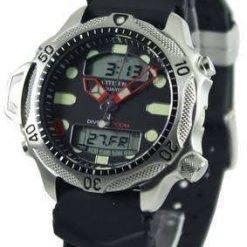 Citizen Aqualand Diver Depth Meter Promaster JP1010-00E JP1010 Watch
