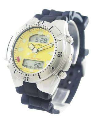 Citizen Aqualand Promaster 200m Diver Rubber Watch JP1060-01X