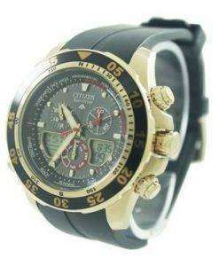 Citizen Eco-Drive Promaster Chronograph World Time JR4046-03E JR4046