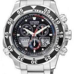 Citizen Promaster Chronograph World Time JR4045-57E
