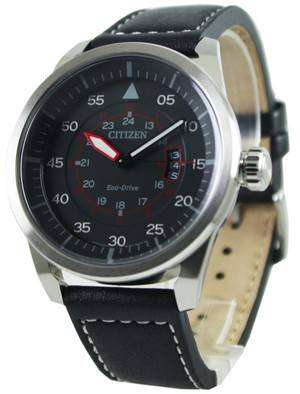 Citizen Eco-Drive Aviator Power Reserve AW1360-04E Men's Watch