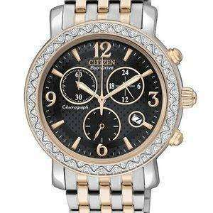 Citizen Eco-Drive Chronograph FB1296-51H Women's Watch