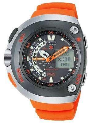 Citizen Aqualand Diver Eco-Drive JV0020-21F Men's Watch