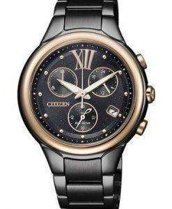 Citizen Eco-Drive Chronograph FB1317-53E Women's Watch