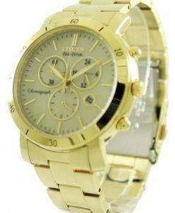 Citizen Eco-Drive Chronograph FB1342-56P Women's Watch