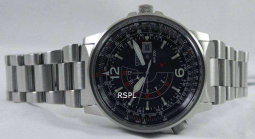Citizen Promaster Eco Drive NightHawk BJ7010-59EBJ7000-52E Watch
