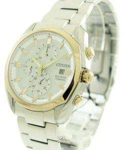 Citizen Eco-Drive Titanium CA0024-55A Mens Watch