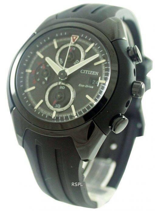 Citizen Eco-Drive Chronograph CA0285-01E Mens Watch