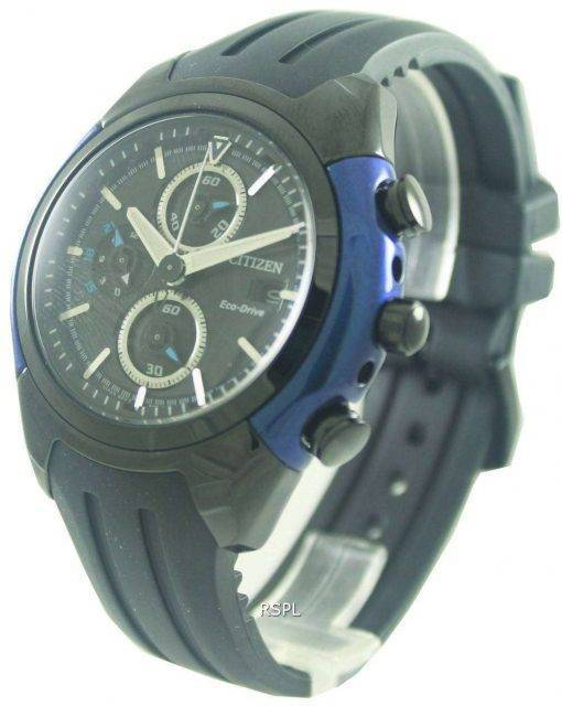 Citizen Eco-Drive Chronograph CA0288-02E Mens Watch