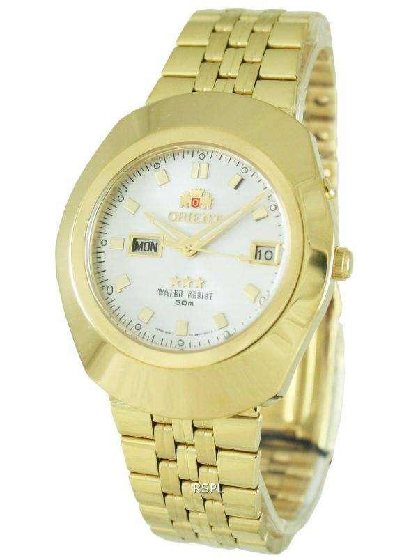 Orient 3 Stars EM70001W Mens Watch