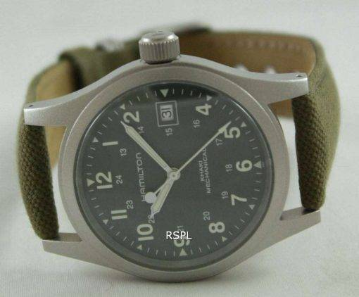 Hamilton Khaki Field Mechanical H69419363 Mens Watch