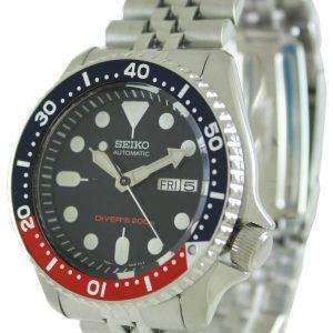 Seiko Automatic Divers 200M 21 Jewels SKX009K2 Mens Watch