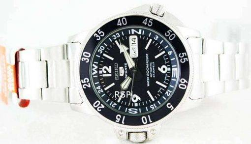 Seiko 5 Sport Automatic 200M 23 Jewels SKZ209J1 SKZ209J SKZ209 Mens Watch