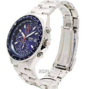 Seiko Sliding Rule chronograph Pilots SND255P1 Watch