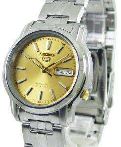Seiko 5 Automatic 21 Jewels SNKL81K1 SNKL81K Mens Watch