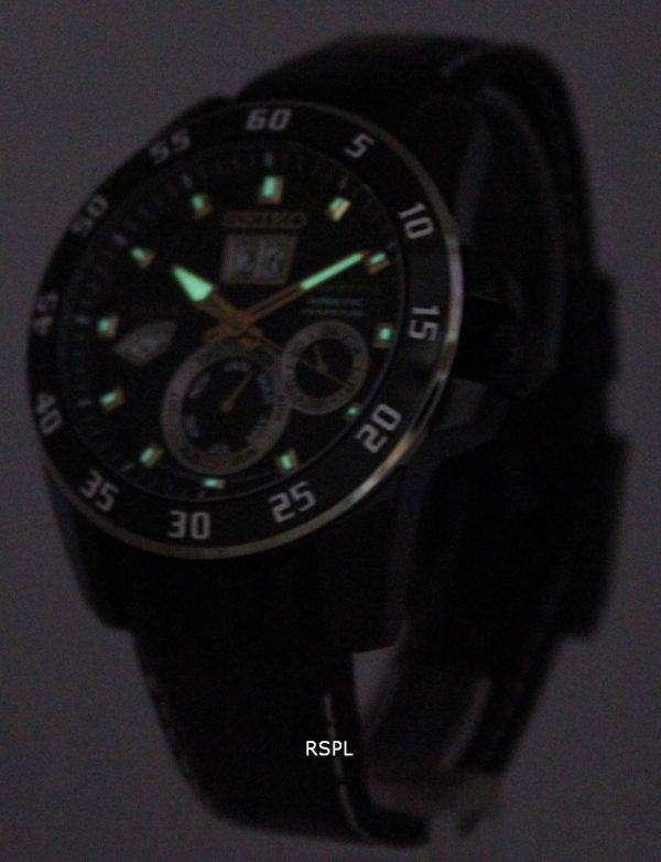 Seiko Sportura Kinetic Perpetual SNP089P1 SNP089P SNP089 Mens Watch