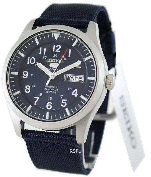 Seiko 5 Sports Automatic SNZG11K1 SNZG11 SNZG11K Mens Watch