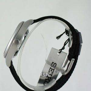 Seiko 5 Mens Automatic 100M Sports Watch New SNZG15K1 SNZG15