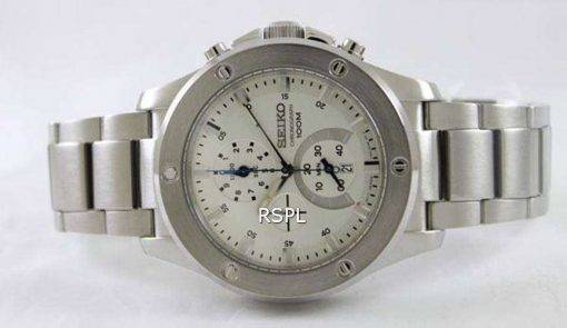 Seiko Chronograph SPC091P1 SPC091P SPC091 Mens Watch