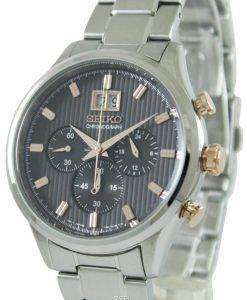Seiko Chronograph SPC151P1 SPC151P Mens Watch