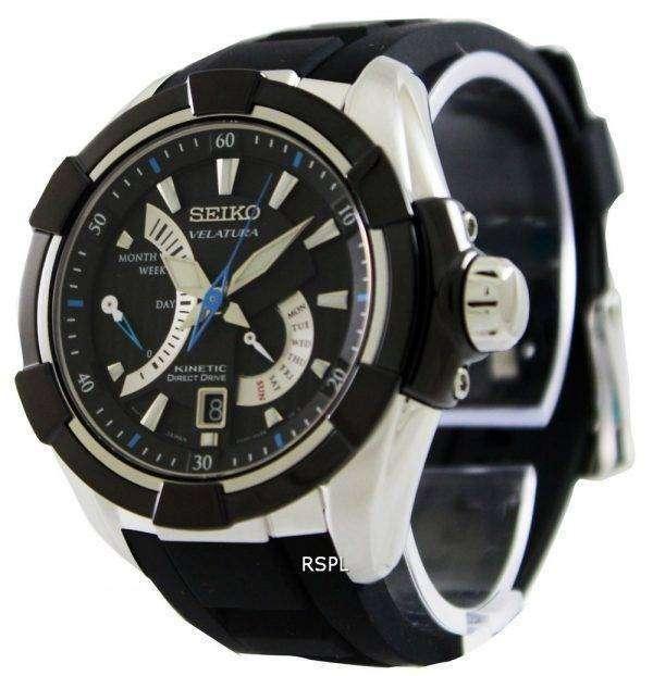 Seiko Velatura Kinetic Direct Drive SRH019P1 SRH019P SRH019 Mens Watch