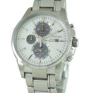 Seiko Chronograph Solar SSC083P1 SSC083P SSC083 Mens Watch
