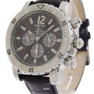 Seiko Solar Chronograph SSC223P2 Mens Watch