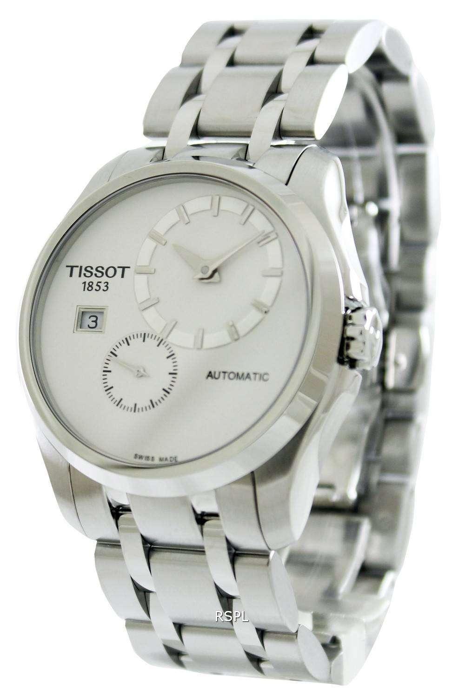 Tissot T-Trend Couturier Automatic T035.428.11.031.00 Watch ... f79f68ec16d