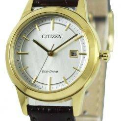 Citizen Eco-Drive Date Display FE1083-02A Womens Watch