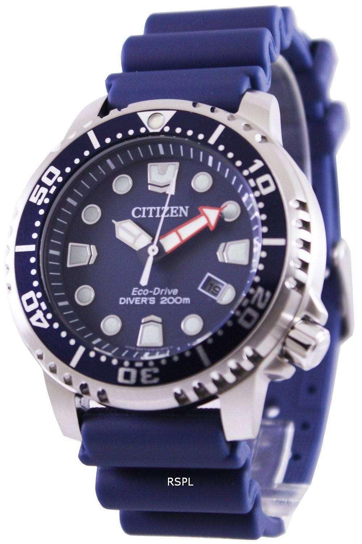 Citizen eco drive promaster marine diver 39 s 200m bn0151 17l mens watch zetawatches - Citizen promaster dive watch ...