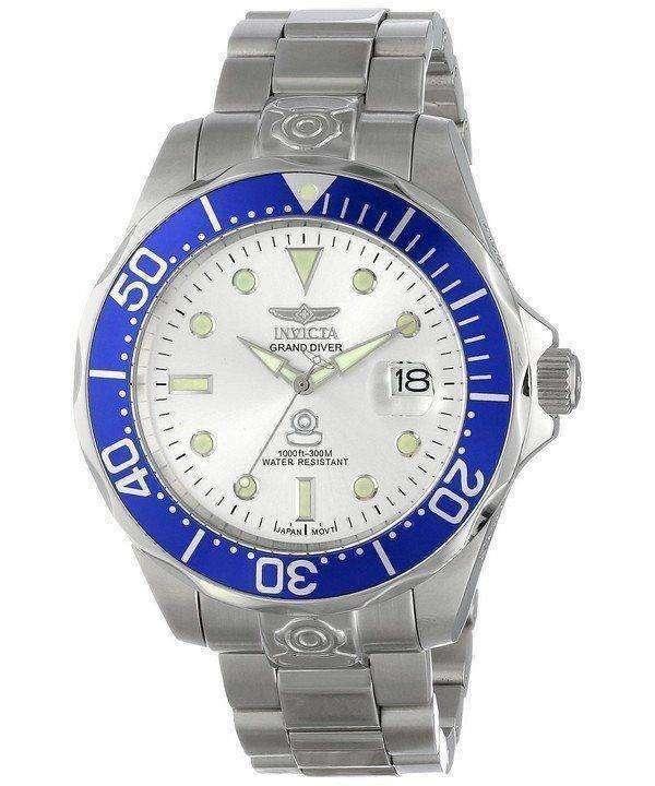 Invicta Grand Diver 300M Automatic Watch INV3046/3046 Mens Watch