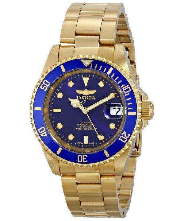 Invicta Automatic Pro Diver 200M Blue Dial INV8930OB/8930OB Mens Watch