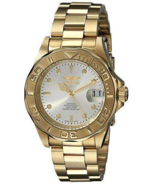 Invicta Pro Driver Automatic Gold Dial INV9010/9010 Mens Watch