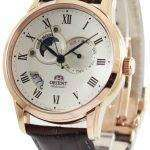 Orient Automatic Sun And Moon Collection FET0T001W0 ET0T001W Mens Watch