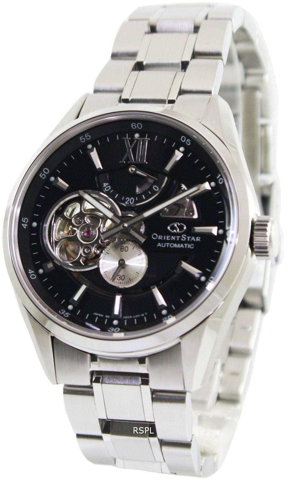 f0f7f00d6b8 Orient Star Automatic Semi Skeleton Power Reserve SDK05002B DK05002B Mens  Watch