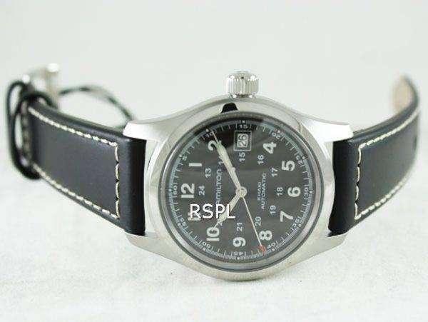 Hamilton Automatic Khaki Field H70455733 Mens Watch
