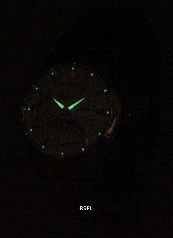 OrientStar Retrograde Power Reserve SDE00001W Mens Watch