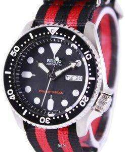 Seiko Automatic Divers 200M NATO Strap SKX007K1-NATO3 Mens Watch