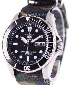 Seiko 5 Sports Automatic NATO Strap SNZF17K1-NATO5 Mens Watch