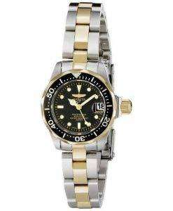 Invicta Pro Diver Quartz Two Tone 8941 Womens Watch