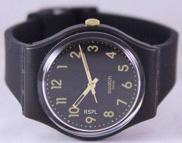 Swatch Originals Golden Tac Swiss Quartz GB274 Unisex Watch