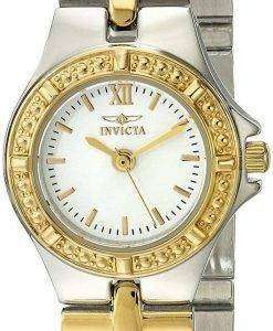Invicta Wildflower Collection Two Tone 0136 Women's Watch