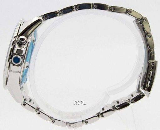 Seiko Sportura Kinetic Diamonds Dial Indices SKA873P1 SKA873P Women's Watch