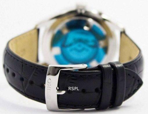 Seiko Kinetic Leather Strap SRN045P2 Men's Watch