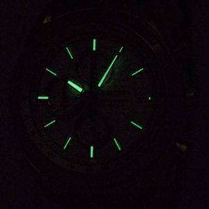 Seiko Quartz Chronograph SSB173P1 SSB173P Mens Watch
