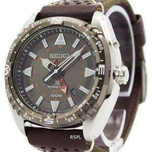 Seiko Prospex Kinetic GMT 100M SUN061P1 SUN061P Men's Watch