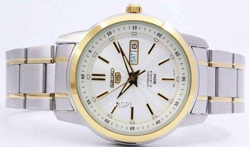 Seiko 5 Automatic 21 Jewels SNKM92K1 SNKM92K Men's Watch