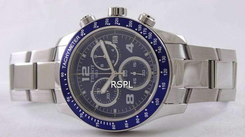 Tissot T Sport V8 Chronograph T039 417 11 047 02 Watch Zetawatches