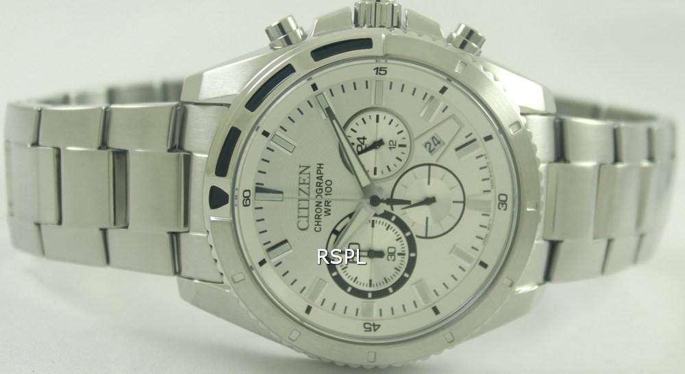 Citizen Chronograph AN8010-55A Men's Watch